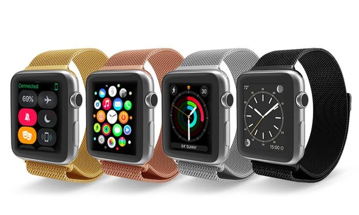Cinturino per Apple Watch in maglia