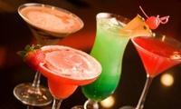 Cocktails nach Wahl inkl. Nachos mit Käse überbacken für 2 oder 4 Personen bei Mokkabar (38% sparen*)