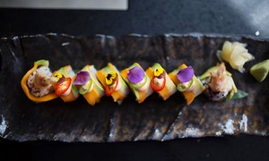 Nozomi Birmingham: Contemporary Japanese Taster Menu for up to Six at Nozomi Birmingham (up to 52% Off)