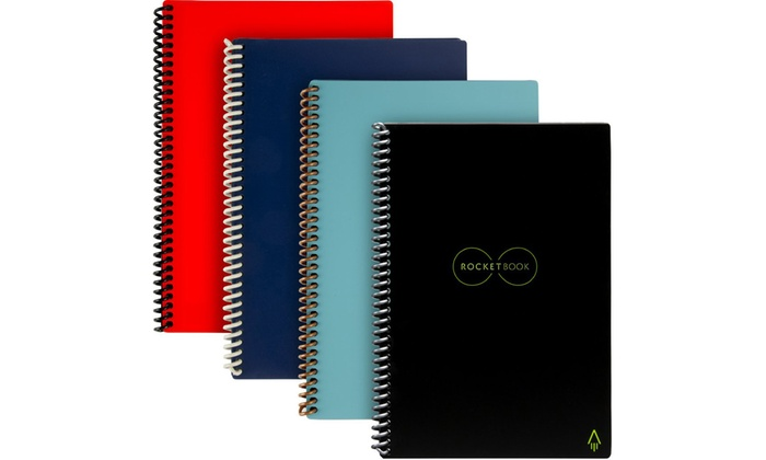 up to 31 off on rocketbook smart notebooks groupon goods