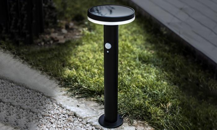 Borne solaire détecteur mouvement | Groupon Shopping
