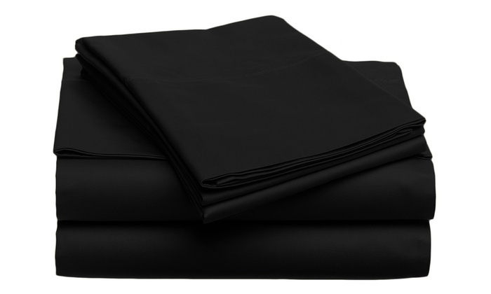 Up To 85% Off On Microfiber Sheets (6 Piece) | Groupon Goods