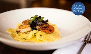 Fratelli: Three-Course Italian Dinner for Two ($59) or Four People ($115) at Fratelli, Te Aro (Up to $232 Value)