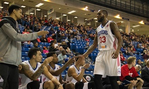 Delaware 87ers: Delaware 87ers Basketball Game for Two, Four, or Six at the Bob Carpenter Center