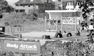 Urban Trail: 5 Std. Outdoor Parcour und Hindernis-Park für 2, 4 oder 6 Personen bei Urban Trail (bis zu 54% sparen*)