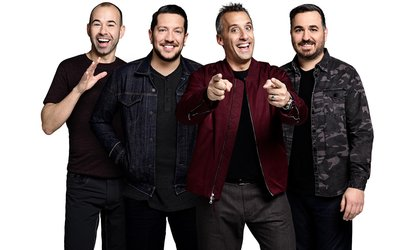 "truTV Impractical Jokers: ""The Cranjis McBasketball World Comedy Tour"" starring The Tenderloins on Friday, November 9"