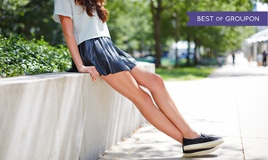 Sarah Laser Center & Day Spa: Six Laser Hair-Removal Treatments at Sarah Laser Center & Day Spa (Up to 89% Off)