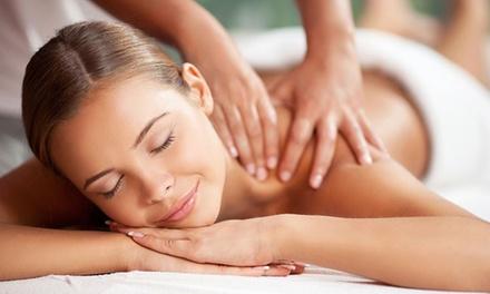 3 o 5 massaggi da 45 minuti