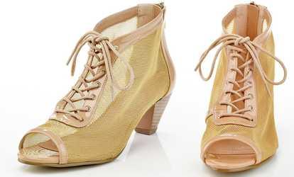 012b83e844139 Shop Groupon Women s High-Heeled Sandals