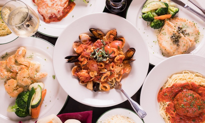 Milano on Wurzbach - Whispering Oaks: $15 for $25 for Italian Dinner for Parties of Two or More at Milano on Wurzbach