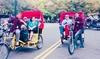 $82.25 Off Rickshaw Tour from Central Park Pedicab Tours