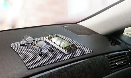 Set 3 tappetini portaoggetti per auto, antiscivolo