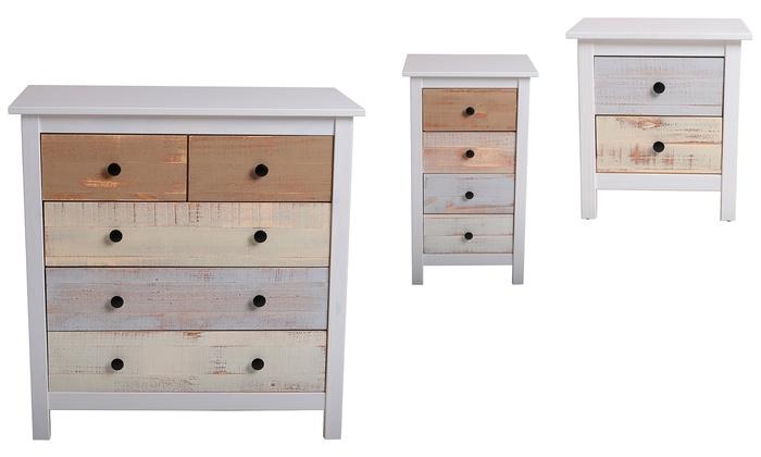Muebles de madera de pino macizo groupon - Muebles pino macizo ...