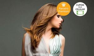 Casa Di Bella: Casa Di Bella – Vila Ema: progressiva ou botox capilar + escova modeladora (com opção de corte e hidratação)