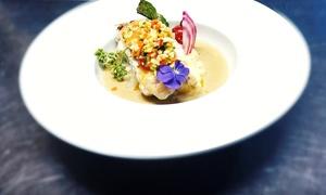 Restaurant L'Escorneil:  Menu dégustation en 6 services pour 2 ou 4 personnes dès 59,90 € au restaurant L'Escorneil