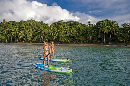 Half-Day Single Kayak or Paddle Board Rental for Two or Four People from Nautical Ventures (Up to 34% Off)