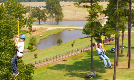 Four or Six Adult Passes at The Rock Ranch (Up to 44% Off)