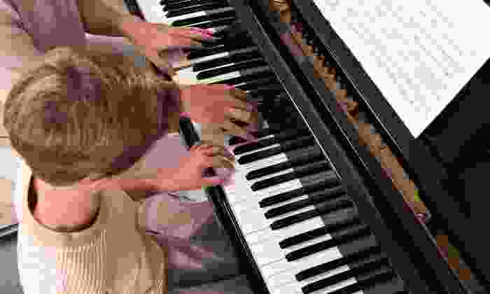Mark Ripley Piano By Request - Farmers Branch: One Month of Private or Group Piano Lessons at Mark Ripley Piano By Request (50% Off)