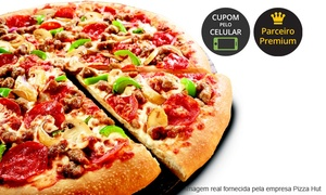 Pizza Hut - Shopping Pier 21: Pizza Hut – Shopping Pier 21: buffet com pizzas, massas e breadsticks à vontade