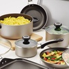 Farberware Nonstick Aluminum Cookware Set (15-Piece)