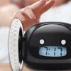 LCD Display Running Alarm Clock by Creatov