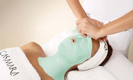 Limpieza facial en 8 pasos con masaje facial por 19,95 € en Centro de Estética y Belleza Sapphira