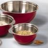 Kitchenaid Candy Apple Red Mixing Bowl Set (3-Piece)