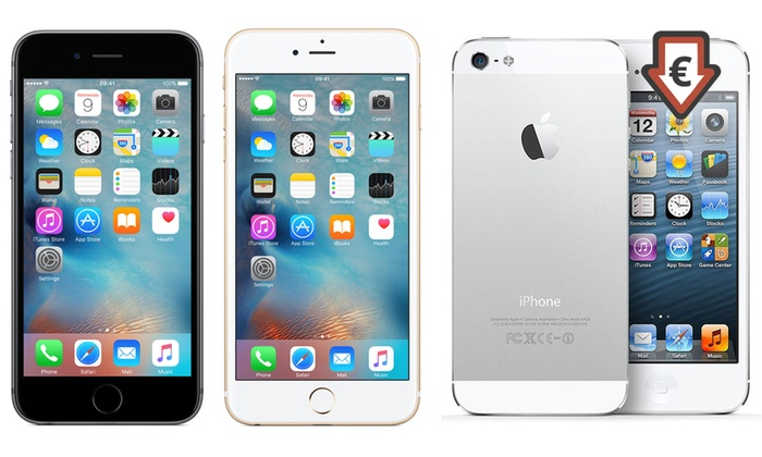 iPhone 3GS/4/4S/5/5C/5S/SE/6/6S/6S+/7