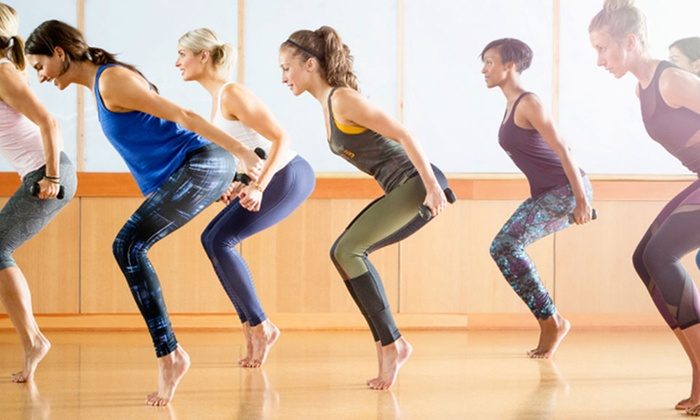 Barre3 Classes for New Clients - Barre3 | Groupon