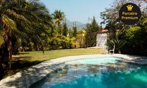 Casa de Festa Espaço Jardins Verdes: Festa completa para 100 pessoas no Espaço Jardins Verdes – Jacarepaguá