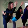 Up to 45% Off Yoga Classes