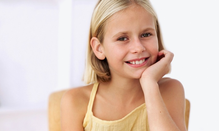 Mini Mouths Dentistry For Kids - Ridgeview: $49 for Children's Dental Exam, X-rays, and Cleaning at Mini Mouths Dentistry For Kids ($325 Value)