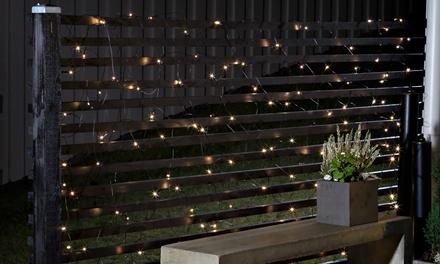 Malla de luces LED Kosntsmide con temporizador por 26,98 €