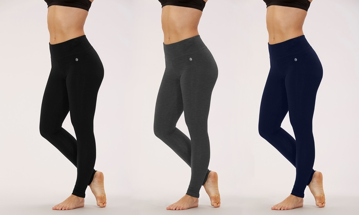 f93d773dd5755 Bally Fitness Women's Tummy-Control Leggings with Plus-Size
