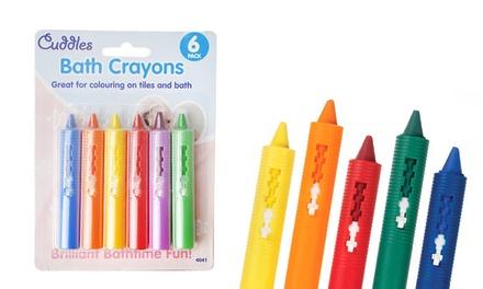 Non-Toxic Baby Bathroom Crayons