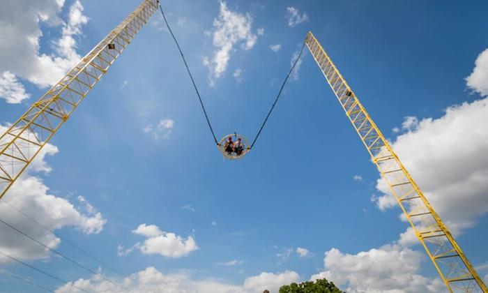 Zero Gravity Thrill Amusement Park - Up To 40% Off - Dallas, TX ...