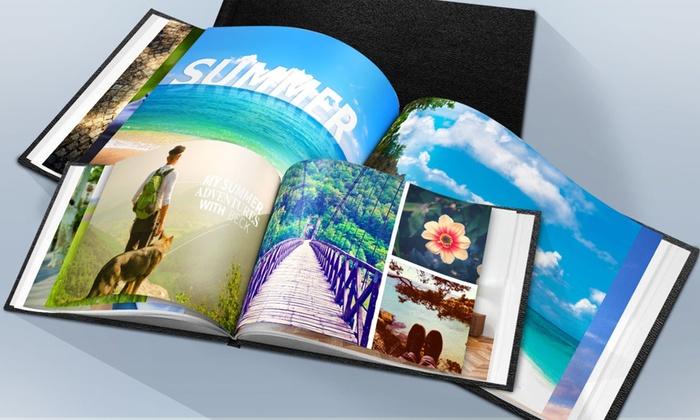 1 o 2 fotolibros personalizados con cubierta dura de 20 o 40 páginas desde 2,99 € con Printer Pix