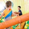 Wejście do sali zabaw bez ograniczeń