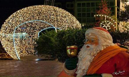 Une journée au marché de Noël Winterland à Hasselt ou Anvers à partir de 7,75€