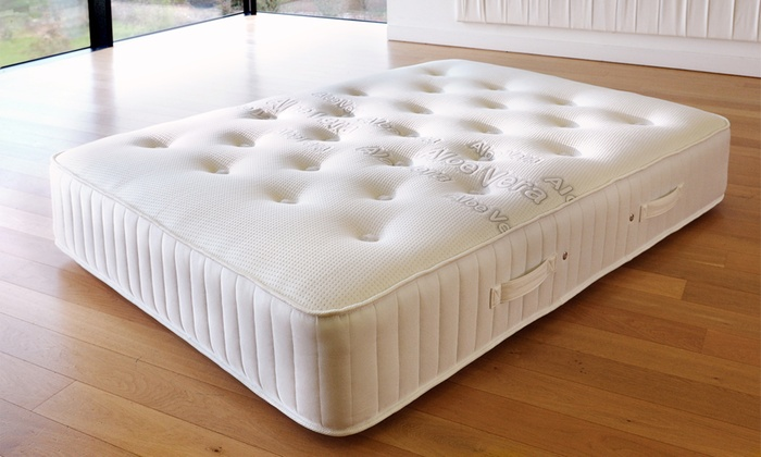 Serenity 3000 Aloe Vera Pocket Sprung Mattress from £155 With Free Delivery