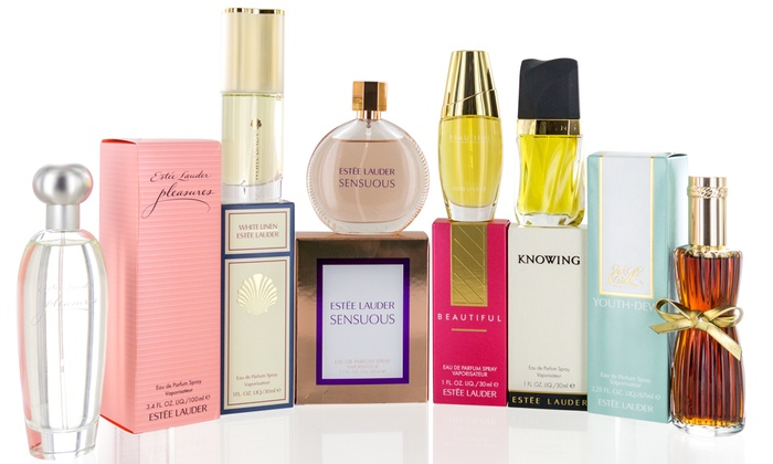 Up To 48 Off On Est 233 E Lauder Women S Fragrances Groupon
