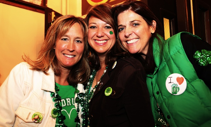 St. Patrick's Day Festival - Irish American Heritage Center: St. Patrick's Day Festival for Two on Saturday, March 14, at 1 p.m. (Up to 50% Off)