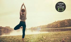 Kimi Espaço: Kimi Espaço – Centro: 1, 2 ou 3 meses de pilates ou ioga
