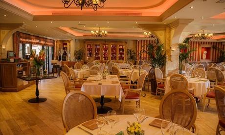 Menú italiano para dos personas a elegir con opción a botella de vino desde 39,90 € en Da Bruno