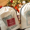 Up to 87% Off Personalized Jumbo Santa Gift Bag from Qualtry