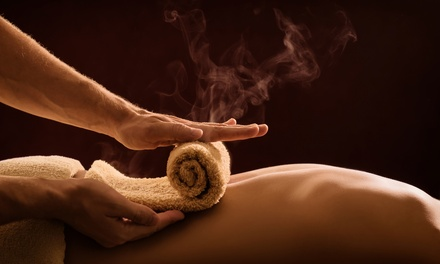 60- or 90-Minute Warming Swedish Massage with Aromatherapy at Samarra Massage & Wellness (Up to 64% Off)