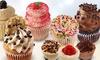 Gigi's Cupcakes - Multiple Locations: $14 for One Dozen of Mini Cupcakes or Six Regular Cupcakes at Gigi's Cupcakes ($21 Value)