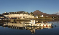 Isle of Skye: 1 to 3 nights for Two with Breakfast, Wine, Late Check-Out and Option for Dinner at The Dunollie Hotel