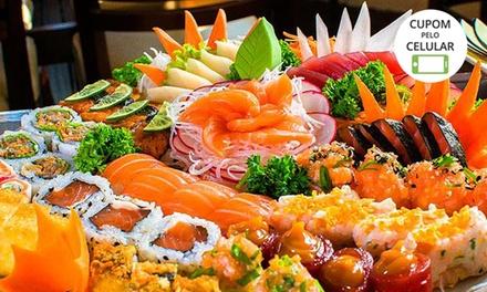 Rodízio japonês com sobremesa para 1 ou 2  pessoas no São Paulo  Tokyo Sushi Bar – Vila Clementino