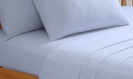 Sábana bajera o fundas de almohada Easy Care